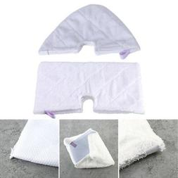 2Pcs STEAM MOP REPLACEMENT ALL PURPOSE CLEANING PAD FOR SHAR
