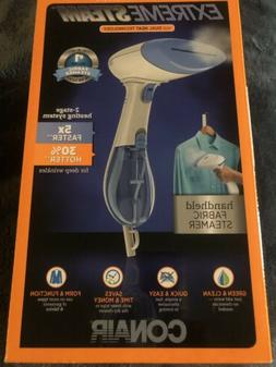 Conair Extreme Steam Hand Held Fabric Steamer with Dual Heat