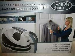 home touch compact portable garmet steamer model