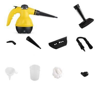 800W Electric Steam Portable Handheld Cleaner