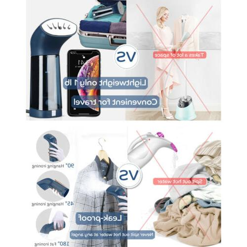 Clothes Garment Steamer Home Held Compact Handheld