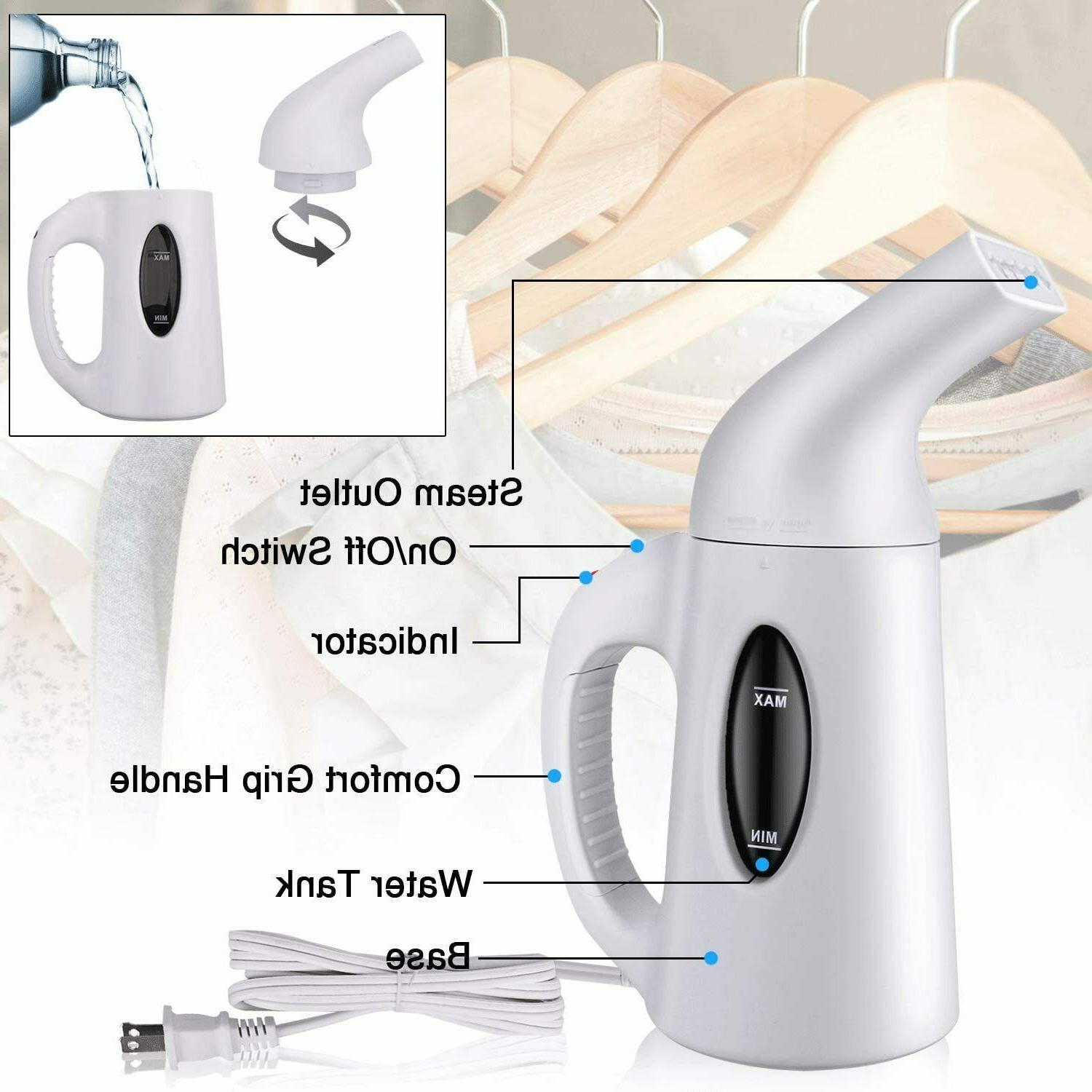 NBLIFE Clothes-Steamer-Handheld, Clothes