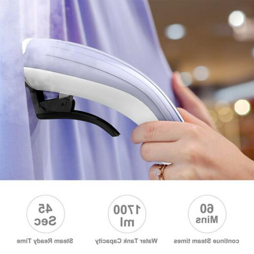 Full Size Fabric Clothes Steamer Powerful
