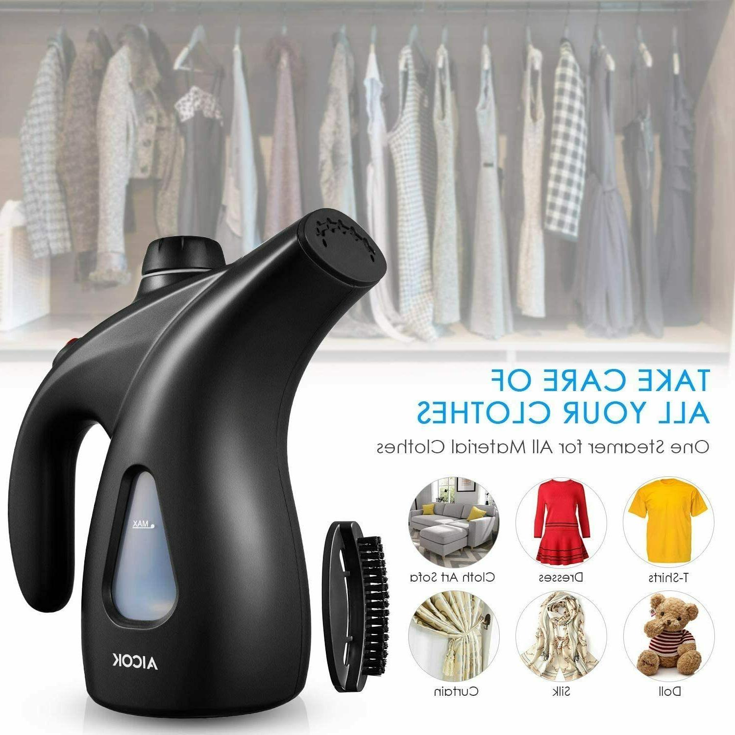 950W 200ml Hand Held Garment Steamer Clothes NEW