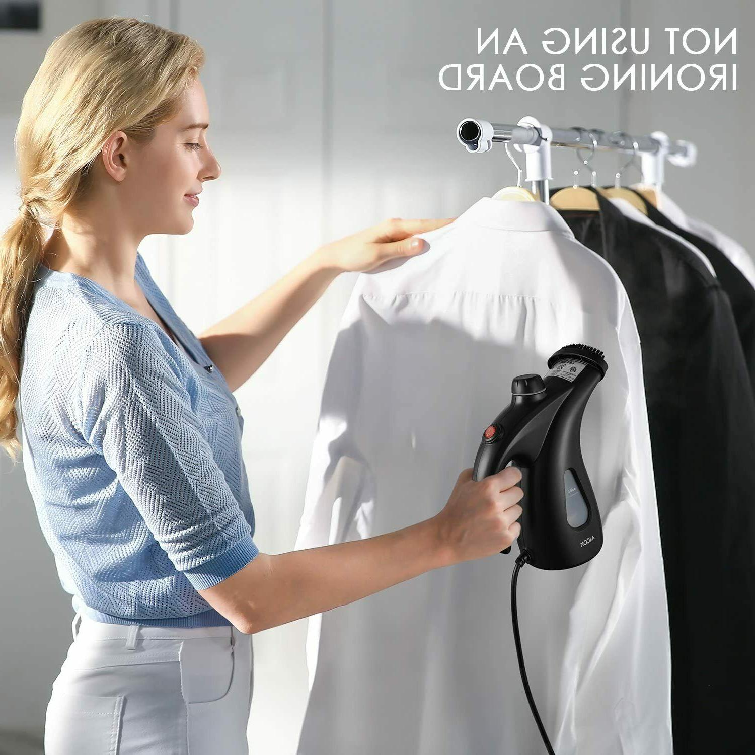 Held Steamer For Clothes NEW