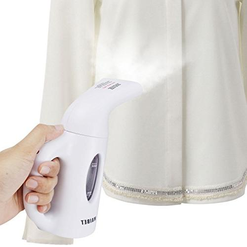 Maibet Mini Handheld Fabric Steamers Fast-Heating Powerful for Home No