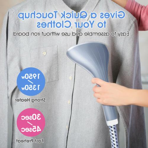 Professional Garment Stand Fabric Detachable Water Tank