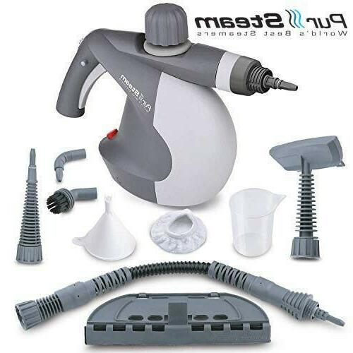 pursteam world s best steamers chemical free