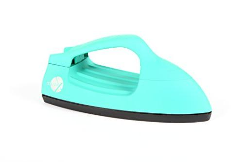 Steam Go Premium Steamer, Powerful, Only 15 Seconds, Titanium with Teal