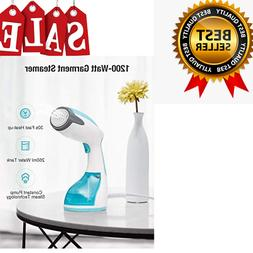 BEAUTURAL Steamer  Clothes Steam Technology, Portable Handhe